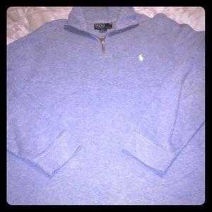 Polo Ralph Lauren size XL sweater 1/4 zip